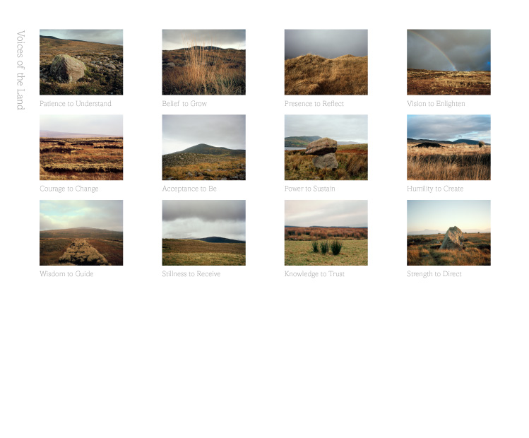 Download the Voices of the Land contact sheet
